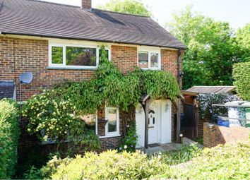 Thumbnail 3 bed semi-detached house for sale in Stapleton Road, Borehamwood