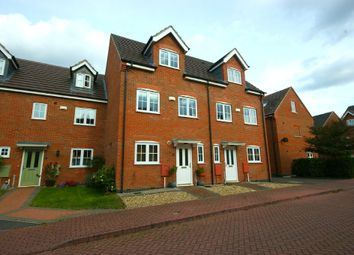Thumbnail 4 bedroom town house to rent in Bruce Close, Spalding
