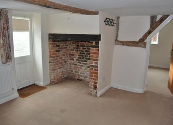 Thumbnail 2 bedroom end terrace house to rent in Cowl Street, Evesham