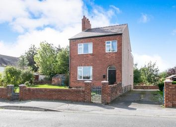 Thumbnail 3 bed detached house for sale in Church Street, Rhosllanerchrugog, Wrexham, Wrecsam