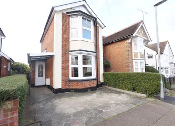 Thumbnail 3 bed detached house for sale in Cloverly Road, Ongar, Essex