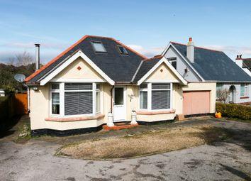Thumbnail 4 bed detached bungalow for sale in Totnes Road, Ipplepen, Newton Abbot