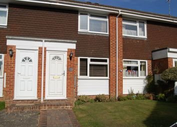 Thumbnail 2 bed terraced house to rent in Weavers Close, Burgess Hill