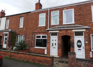 Thumbnail 3 bed terraced house to rent in Birrell Street, Gainsborough