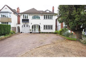 Thumbnail 5 bed detached house for sale in Tamworth Road, Sutton Coldfield