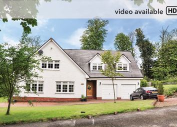 Thumbnail 4 bed detached house for sale in Rhu, Helensburgh