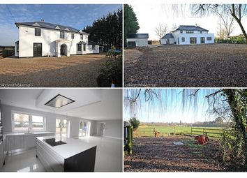 Thumbnail 5 bed detached house for sale in Winkfield, Windsor