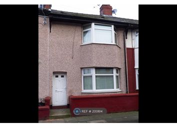 Thumbnail 3 bedroom terraced house to rent in Spenser Street, Liverpool
