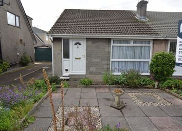 Thumbnail 2 bed semi-detached bungalow for sale in Rusland Crescent, Ulverston, Cumbria