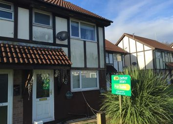 Thumbnail 2 bed property to rent in Lavender Court, Brackla, Bridgend