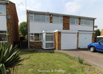Thumbnail 3 bedroom semi-detached house for sale in Bredon Avenue, Binley, Coventry