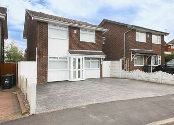 Thumbnail 4 bed detached house for sale in Whitecroft Road, Hawkley Hall, Wigan