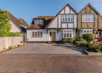 Thumbnail 4 bed semi-detached house for sale in The Highlands, Rickmansworth, Hertfordshire
