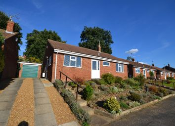Thumbnail 2 bed detached bungalow for sale in Saxon Way, Dersingham, King's Lynn