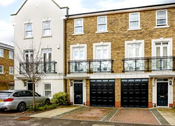 Thumbnail 4 bed terraced house for sale in India Way, London