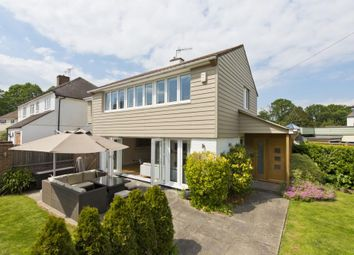 Thumbnail 4 bed detached house to rent in Richards Road, Cobham