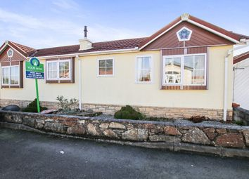 Thumbnail 2 bedroom bungalow for sale in Valley View Park Station Road, Bugle, St. Austell