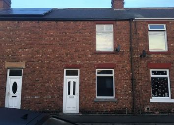 Thumbnail 2 bedroom terraced house for sale in Church Street, Leadgate, Consett