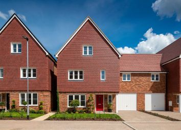 Thumbnail 4 bed semi-detached house for sale in Farriers Way, Balsham, Cambridge