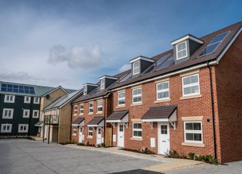 Thumbnail 3 bed town house for sale in Dragons Way, Church Crookham
