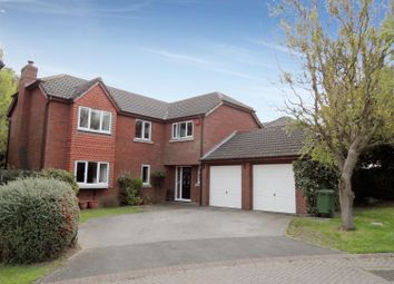 Thumbnail 5 bed detached house for sale in Stanneybrook Close, Norley