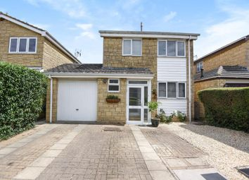 Thumbnail 3 bed detached house for sale in Southlands, Aston, Witney