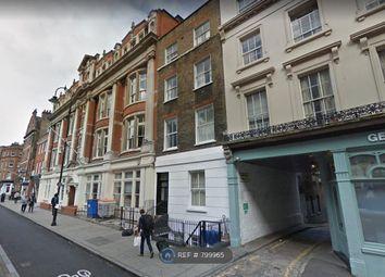 Thumbnail 3 bed flat to rent in Tavistock Place, London