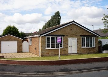 Thumbnail 3 bed detached bungalow for sale in Dane Avenue, Selby