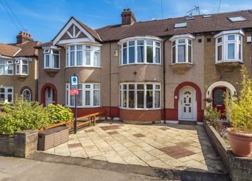 Thumbnail 4 bedroom terraced house for sale in Leamington Avenue, Morden