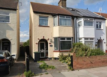 Thumbnail 3 bed semi-detached house for sale in Durham Road, Southend-On-Sea