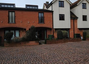 Thumbnail 2 bedroom terraced house to rent in Castle Street, Wallingford