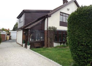 Thumbnail 3 bed semi-detached house for sale in Collins Lane, Westhoughton, Bolton, Greater Manchester