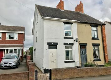 Thumbnail 4 bed semi-detached house for sale in Church Street, Chadsmoor, Cannock
