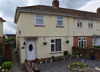 Thumbnail 3 bed end terrace house for sale in Gloucester Road, Bridgwater