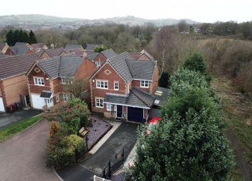 Thumbnail 4 bed detached house for sale in Aintree Drive, Lower Darwen, Darwen
