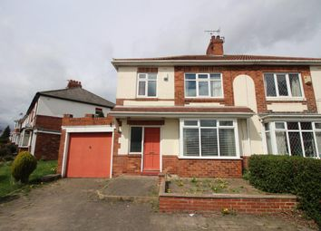Thumbnail 3 bed detached house to rent in Cochrane Park Avenue, High Heaton, Newcastle Upon Tyne