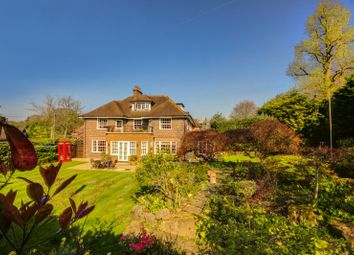 Thumbnail 6 bed property for sale in Pond Road, Hook Heath, Woking