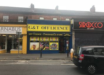 Thumbnail Retail premises for sale in Wilmslow Road, Manchester