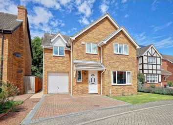 Thumbnail 4 bedroom detached house for sale in Elsworth Close, St Ives, Cambridgeshire