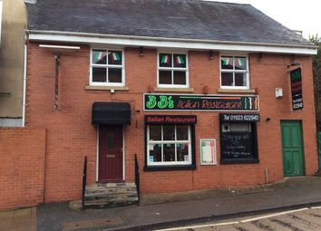 Thumbnail Restaurant/cafe for sale in Bridge Street, Mansfield