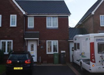 Thumbnail 2 bed semi-detached house to rent in Cambrian Close, Paignton
