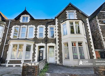 Thumbnail 9 bed semi-detached house for sale in Richmond Road, Cathays, Cardiff