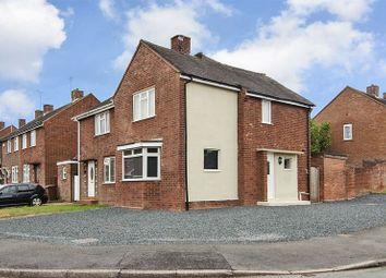 Thumbnail 2 bed semi-detached house for sale in St. Pauls Road, Cannock