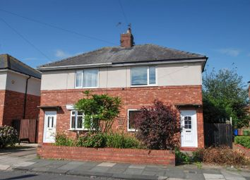 Thumbnail 2 bed semi-detached house for sale in Newcastle Road, Blyth