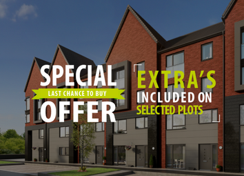 "Thumbnail 5 bedroom property for sale in ""The Ashton At Upton Place, Northampton"" at Saxon Lane, Upton, Northampton"