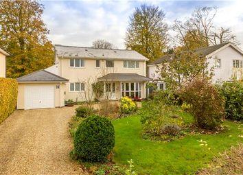 Thumbnail 4 bed detached house for sale in Burcot Park, Burcot, Abingdon, Oxfordshire