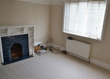 Thumbnail 1 bedroom maisonette to rent in Heene Road, Worthing