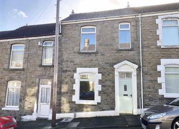Thumbnail 3 bedroom terraced house for sale in Stepney Street, Cwmbwrla, Swansea