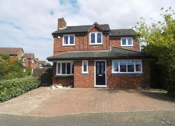 Thumbnail 4 bedroom detached house to rent in Spring Hill, Freckleton, Preston