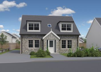 Thumbnail 4 bedroom detached house for sale in Rigg Road, Auchinleck, Cumnock